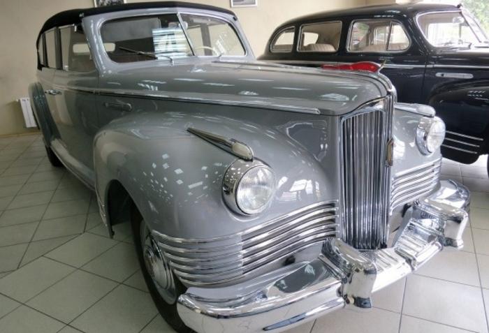 Лимузин маршала Жукова выставлен на продажу