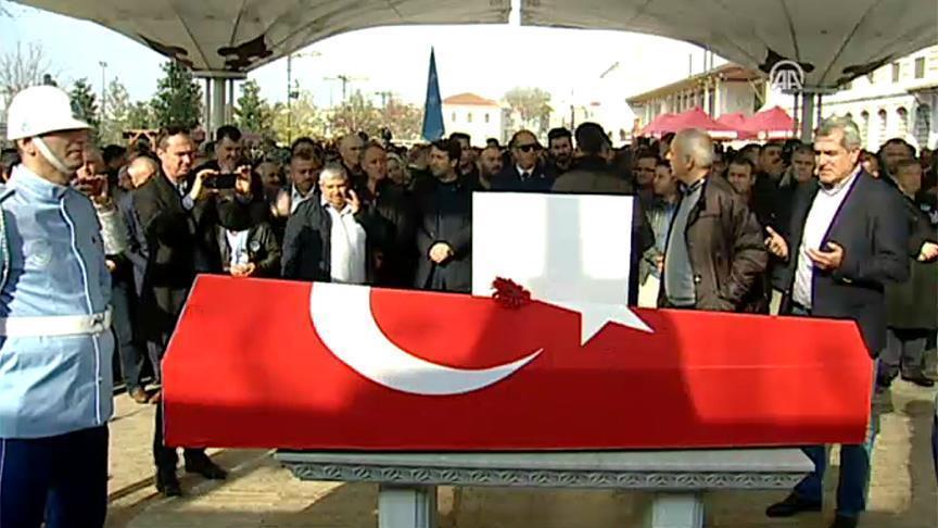 В Стамбуле простились с легендой мирового спорта