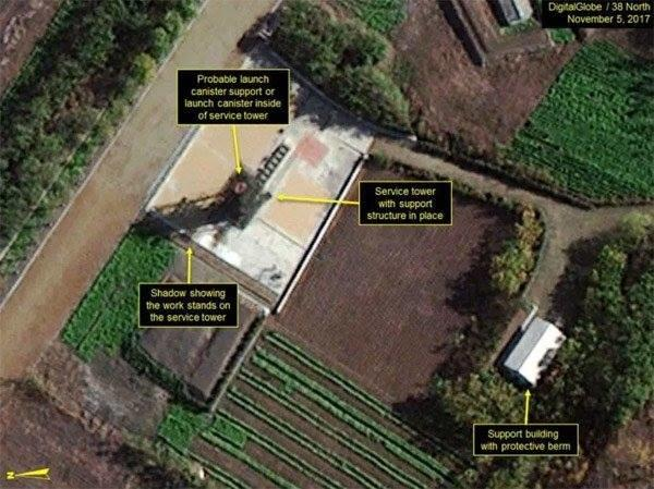 Şimali Koreyanın yeni silahı görüntüləndi - Foto