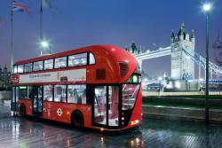 Лондонские автобусы заправят кофе