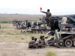 В армии Азербайджана проходят Дни НАТО