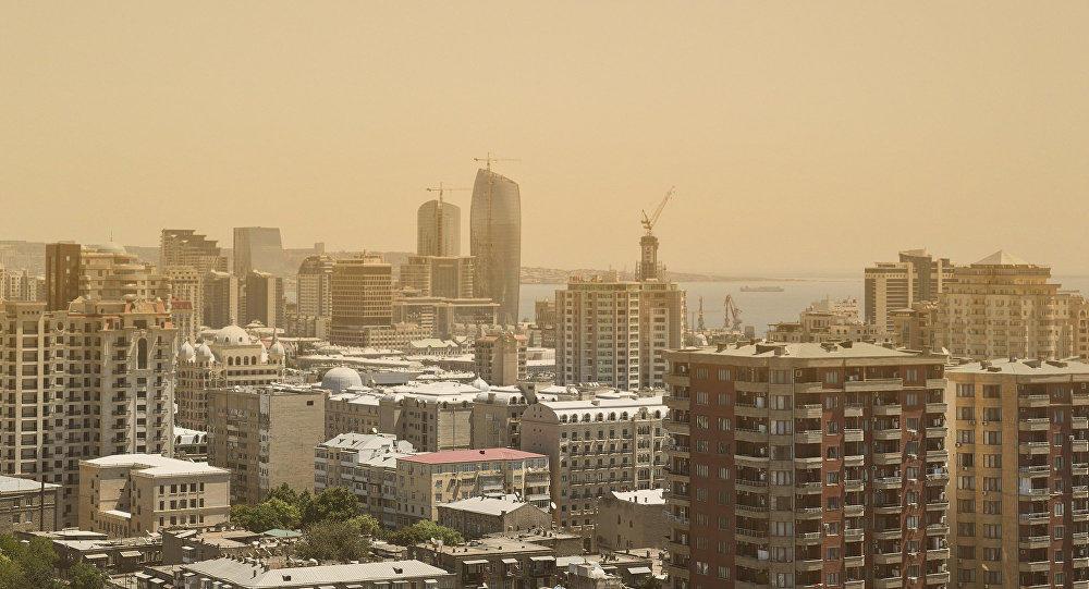 В Азербайджане ожидается пыльный туман
