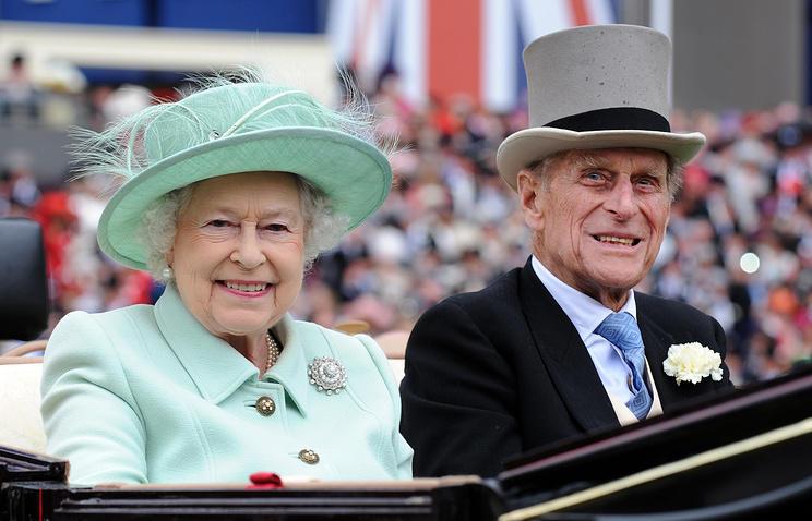 Королевский брак по любви
