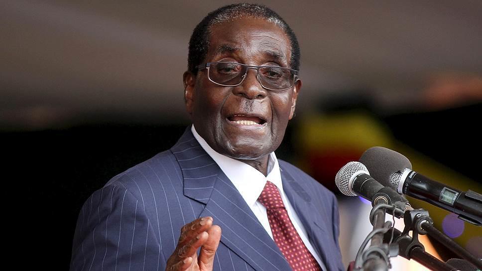 Мугабе передумал уходить в отставку