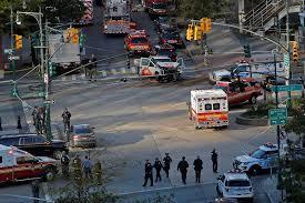 Nyu Yorkda dəhşətli partlayış: 75 yaralı...