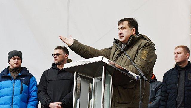 Саакашвили готов возглавить кабмин Украины
