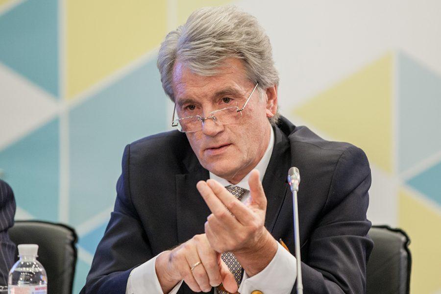 Ющенко: Русские любят рабство