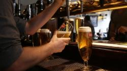 Drinkers care more about being social