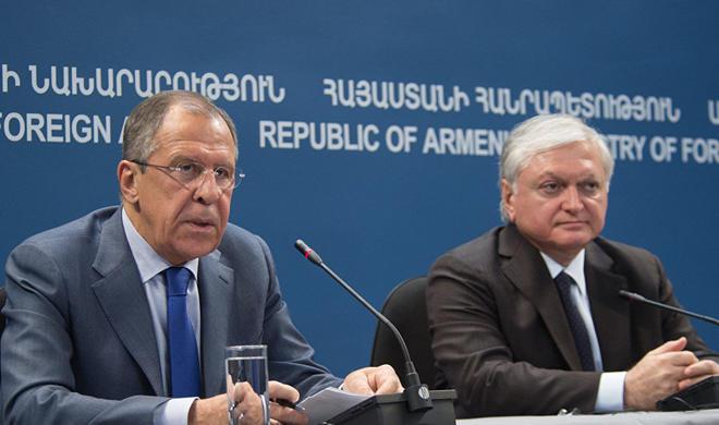 Быстро не получится - Лавров о Карабахе - Видео