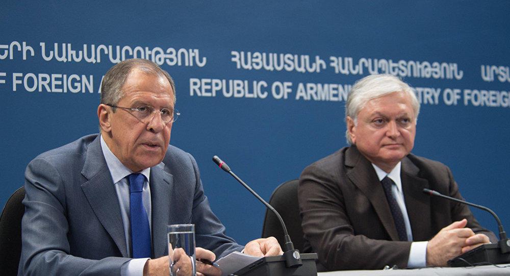 Быстро переговоры не завершатся - Лавров в Ереване - Видео