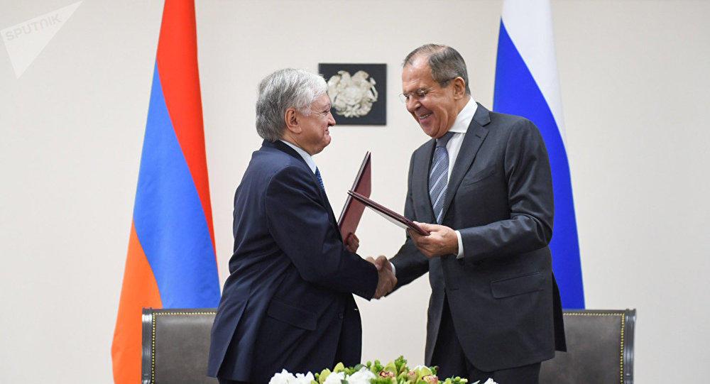 Ереван планирует наращивать сотрудничество с Москвой