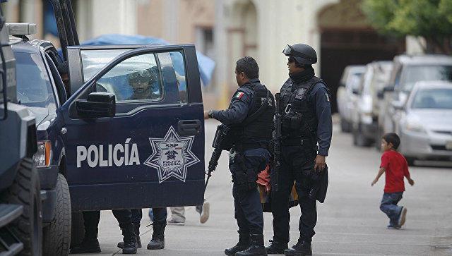 В Мексике убили только что избранного мэра города