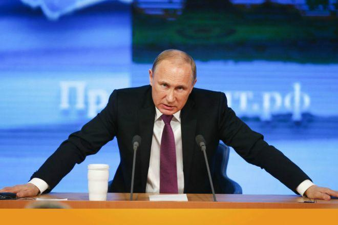 Putin insulted: These countries are Shirkhan's jackals