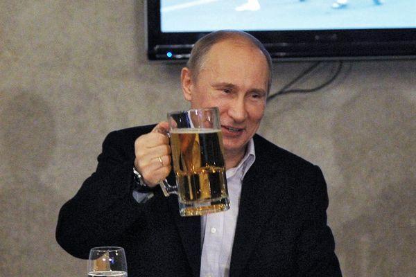 Путин ради чешского пива готов обойти санкции