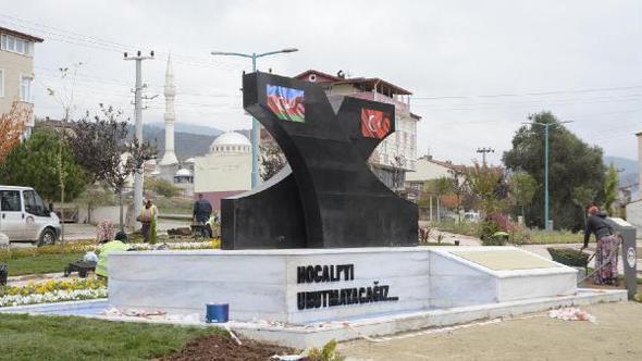 В Турции возведен комплекс жертв Ходжалы