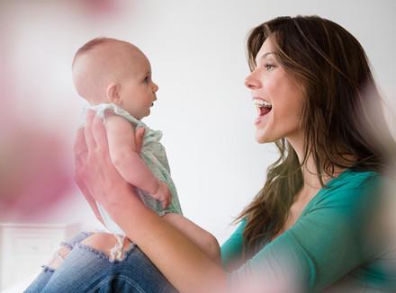 Почему надо чаще говорить с младенцами