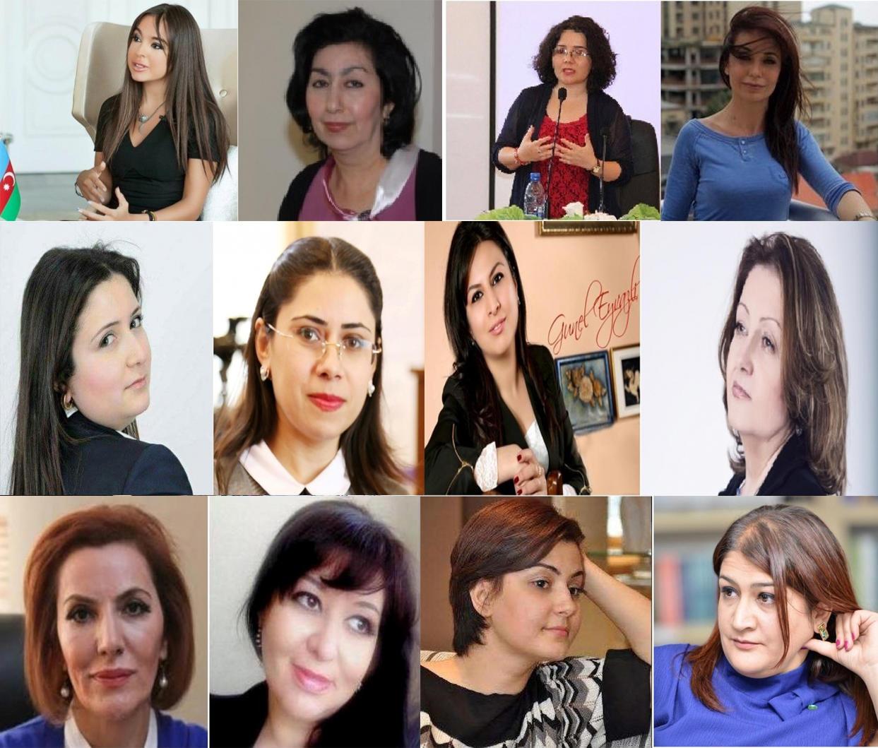 Qadın şairlərimiz beynəlxalq portalda - Foto