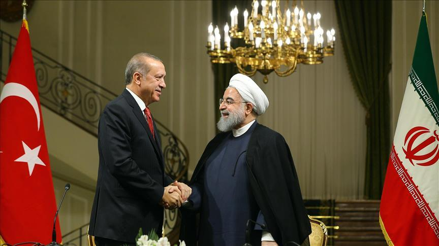 Turkish, Iranian leaders discuss fight against COVID-19