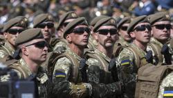 Украинским военным разрешили носить усы и бороды