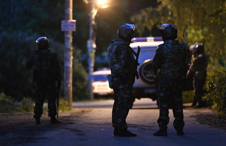 На границе с Азербайджаном произошла перестрелка