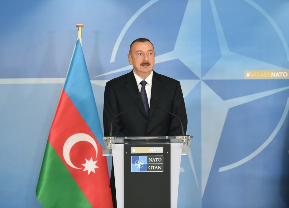К сожалению, ситуация не меняется - Ильхам Алиев