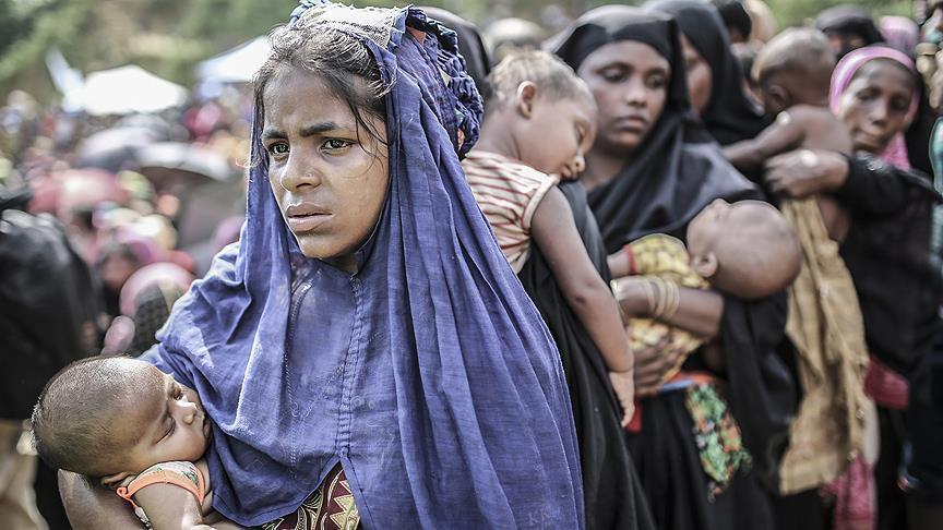 Дакка и Нейпьидо договорились по мусульманам Аракана
