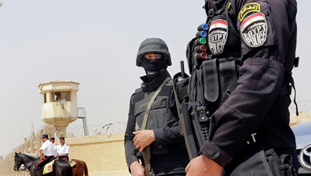 В Египте ликвидировали трех террористов