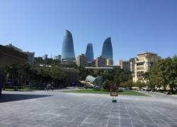 Baku among world's top 50 safest cities