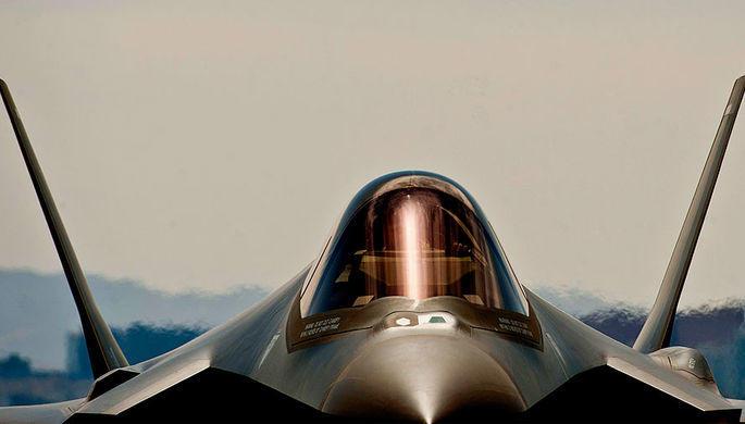 США перебросят в Южную Корею истребители F-22
