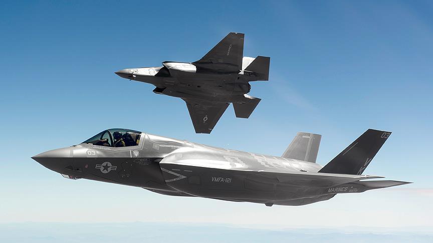 ABŞ rəsmən Türkiyəni F-35-dən kənarlaşdırdı