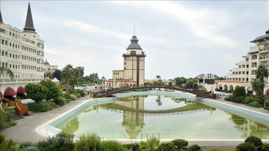 Mardan Palace откроет сезон индийской свадьбой в $15 млн