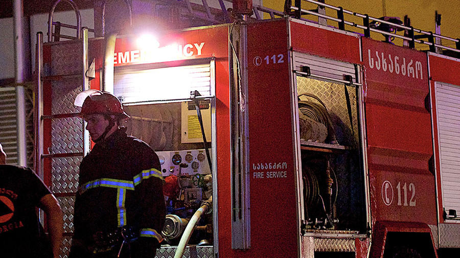 Пожар в отеле в Батуми: погибли 12 человек