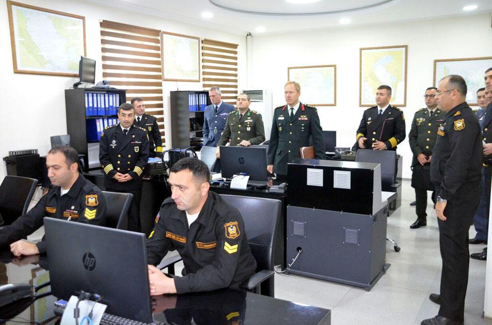 """Дни НАТО"" в Вооруженных силах Азербайджана"