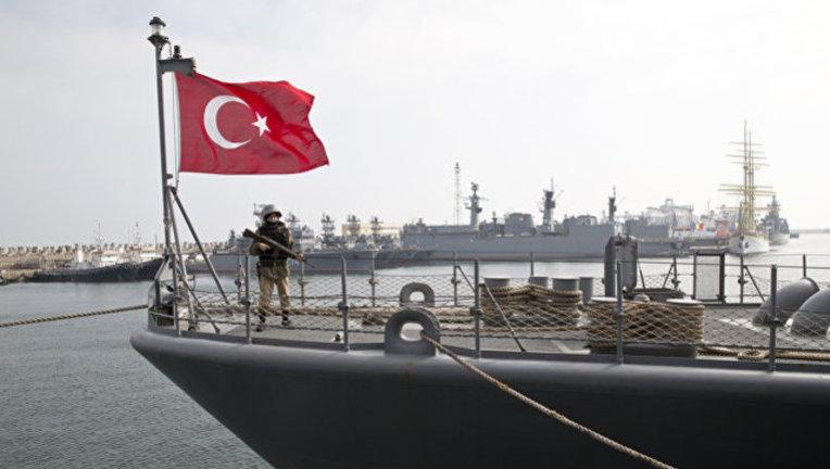 Турция примет участие в учениях НАТО