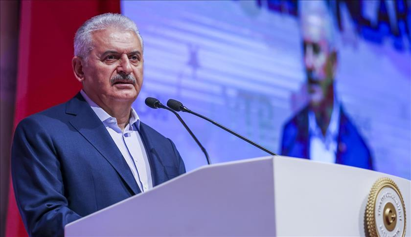 Turkish PM condemns Egypt mosque attack