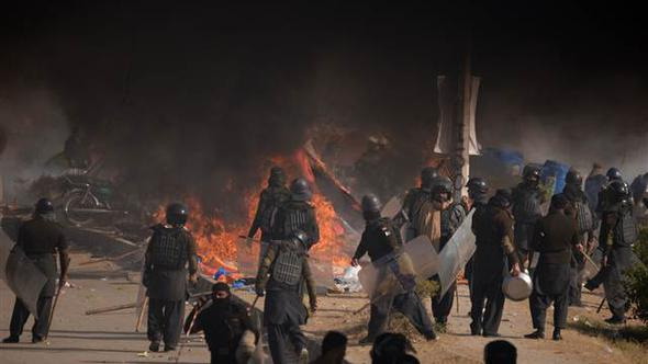 Pakistan: 4 killed, 11 wounded in a car bombing