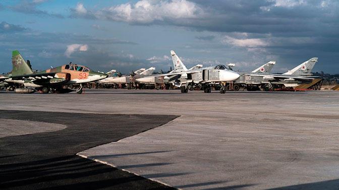 Россия расширяет базу в Тартусе