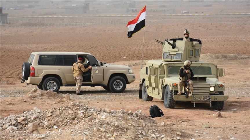 Иракская армия добивает ИГИЛ