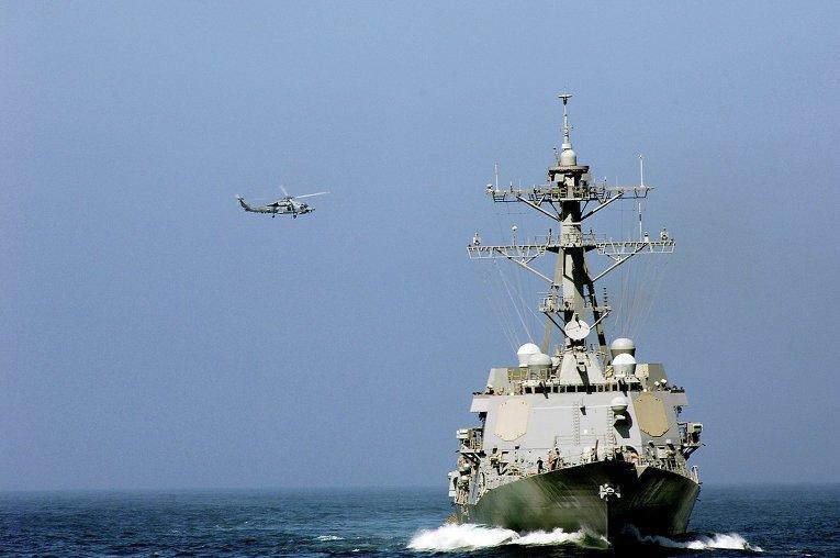 Россия и Украина: НАТО в Черном море