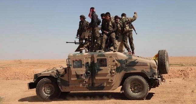 YPG Afrinə hücum etdi: yaralılar var