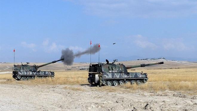 "PYD Kilisi vurdu – ""Fırtına""lar cavab verdi"
