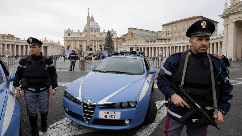 В Италии полиция предотвратила взрыв мечети