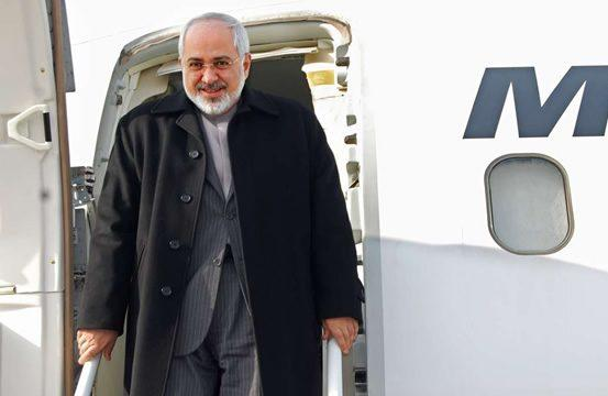Zarif came to Yerevan