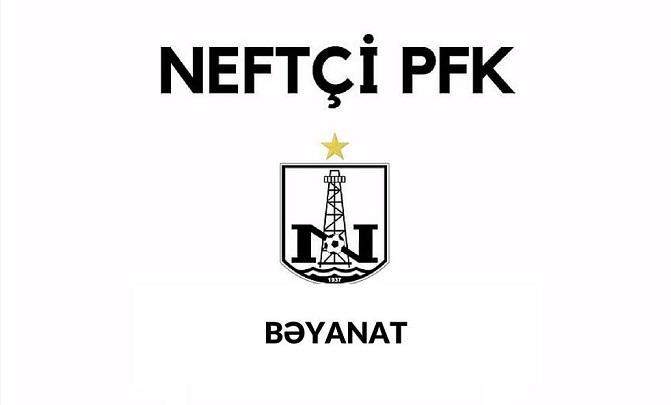 """""""Neftçi""""dən bəyanat: Təhqir yolverilməzdir!"""
