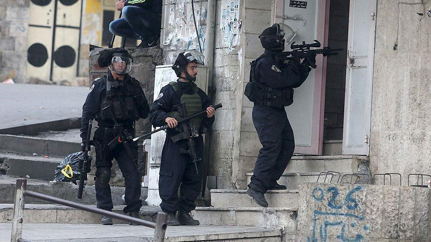 Israeli police detain 6 Turkish nationals in Jerusalem