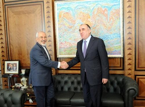 Mammadyarov told Zarif about the Armenian provocation