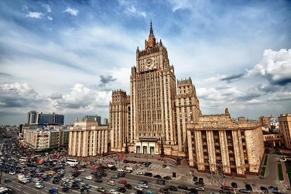 Polish ambassador to Moscow arrives in Russian MFA