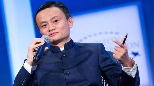 """""""Alibaba""""nın qurucusu 3 ay sonra üzə çıxdı"""