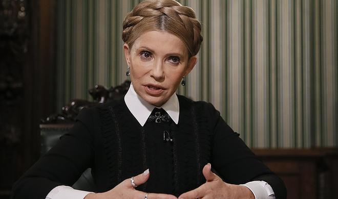 Timoshenko: I can teach Zelensky