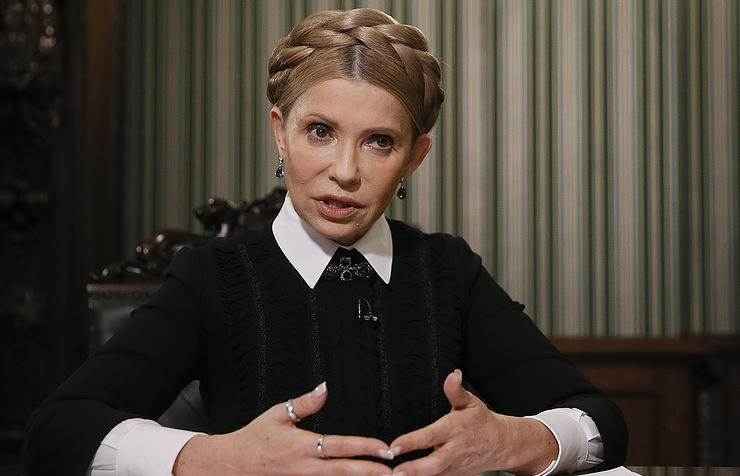 Timoshenko: I can teach Zelensky